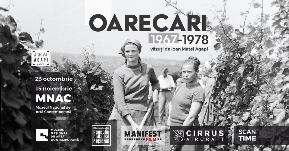 """Oarecari"" exhibition on MNAC Bucharest"